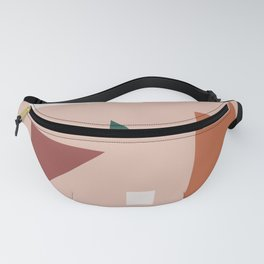 Abstract Geometric 31 Fanny Pack