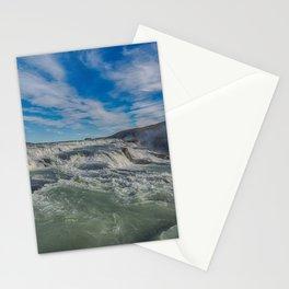 Gulfoss. Stationery Cards