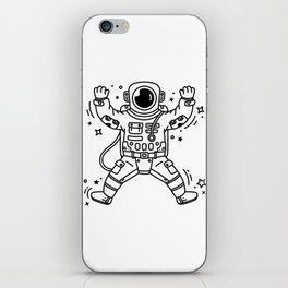 Cosmic Stranger 4 iPhone Skin