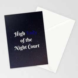 Sarah J. Maas - A Court of Thorns and Roses series Stationery Cards