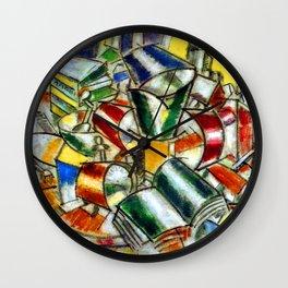 Fernand Leger Cubist Still Life Wall Clock