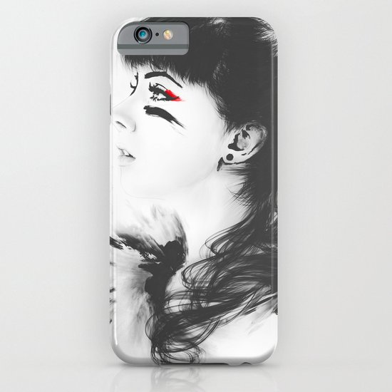 Kacie Marie iPhone & iPod Case