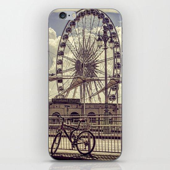 The Brighton Wheel iPhone & iPod Skin