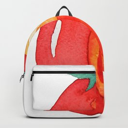 red grape tomato Backpack