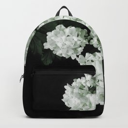 White lilac 5 Backpack