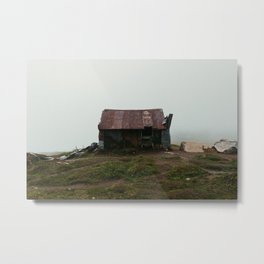 Hatcher Metal Print