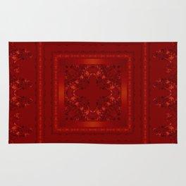Oriental motifs 1 Rug