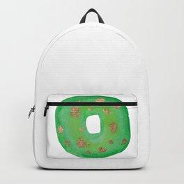 Matcha Bronzie Donut Backpack
