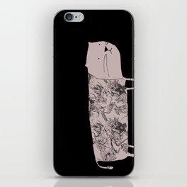Flower pet iPhone Skin