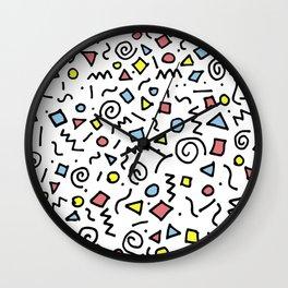 Kiki Wall Clock
