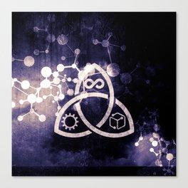 Raines Empire - Coalition Symbol Canvas Print