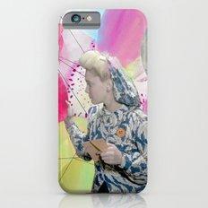 FLOWERS OR LOVERS iPhone 6 Slim Case