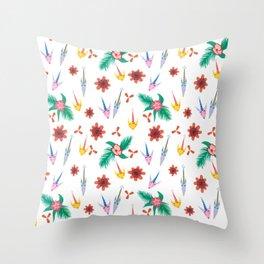 Unicorns Throw Pillow