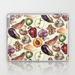 Food Pattern Laptop & iPad Skin