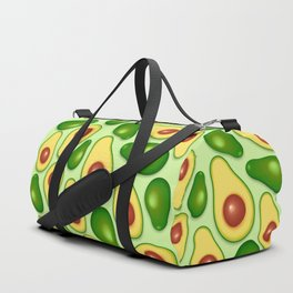 Avocado Juicy Pattern Duffle Bag