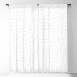 Minimalist Reflection 2 Blackout Curtain