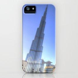 Burj Khalifa Dubai iPhone Case