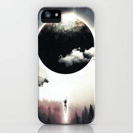 A Dream of Gravity iPhone Case