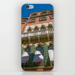 Sun in Venice iPhone Skin