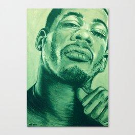 didier morville alternative green! Canvas Print