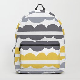 Mordidas Primrose Yellow Backpack