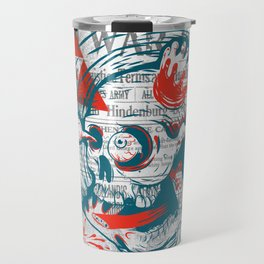 Speak No Evil by Handsome Lad Travel Mug