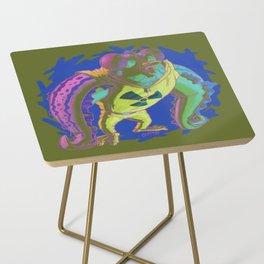 Wut Radyashun? Side Table