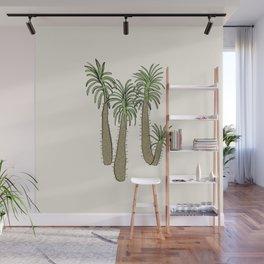 madagascar palm Wall Mural