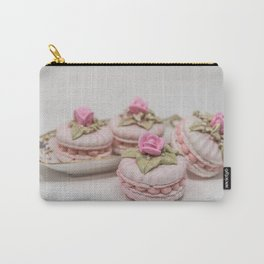 Garden Party Macarons Carry-All Pouch