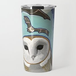 Night Guardians Travel Mug