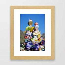 FUN Framed Art Print