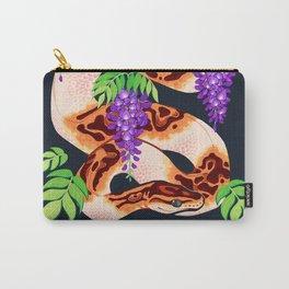 Wisteria ball python Carry-All Pouch