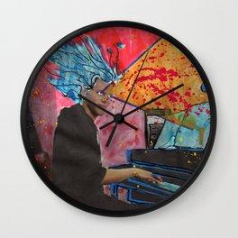 Super Sonata Saiyan Alex Plays Through the New Deluge Wall Clock