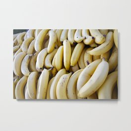 Pile of Bananas  Metal Print