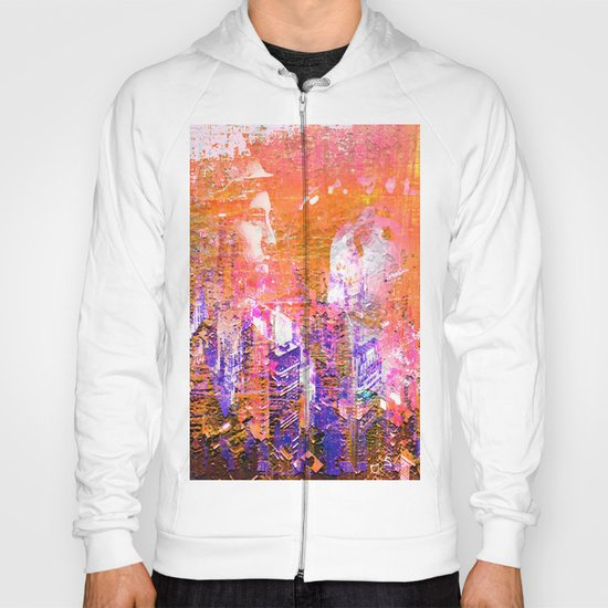 """ Honeymoon in New York ""  Hoody"