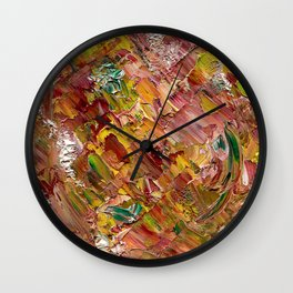 Too Many Thoughts  Wall Clock
