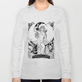 Magician Tarot Long Sleeve T-shirt