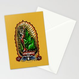 Cat Guadalupano Stationery Cards