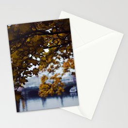 Autumn Nostalgia in Berlin Stationery Cards