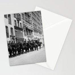 Mounted Police Of New York City - Circa 1905 Stationery Cards