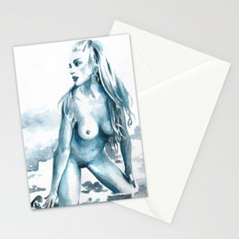 Erotica I Stationery Cards