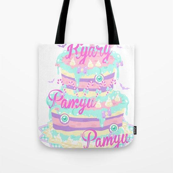 Kyary Pamyu Pamyu 5 T-shirt Tote Bag
