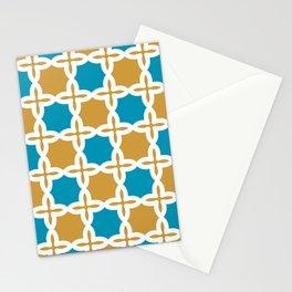 Arabic Geometric Pattern Stationery Cards