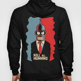 The Machine Hoody