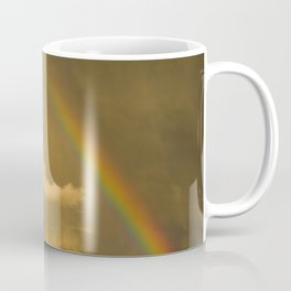 somewhere, over the rainbow... Coffee Mug