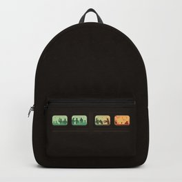 Ground Zero - Zombie Subway Backpack