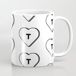 Candy Heart Coffee Mug