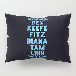 KEEPER Main Character Names Pillow Sham