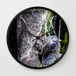 Only If You Dare Wall Clock
