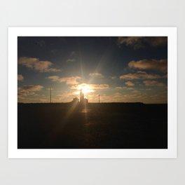 Iceland 81 Art Print